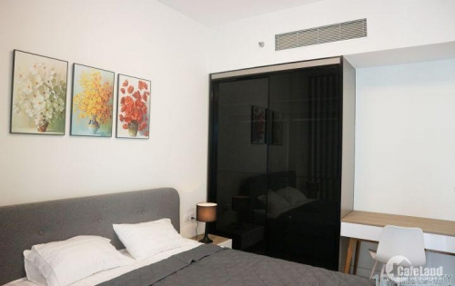 Studio Delicate Apartment-Fully Furnished So Nice And Cozy Decoration – City View- For Sale In Gateway Thao Dien