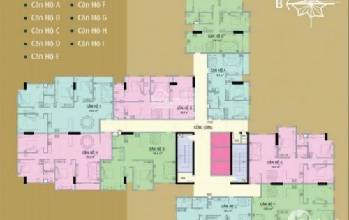 Mở bán căn hộ cao cấp Grandora Tower, Đồng Văn Cống quận 2 chiết khấu 7% trong tuần. Giá 1.8 tỷ/căn
