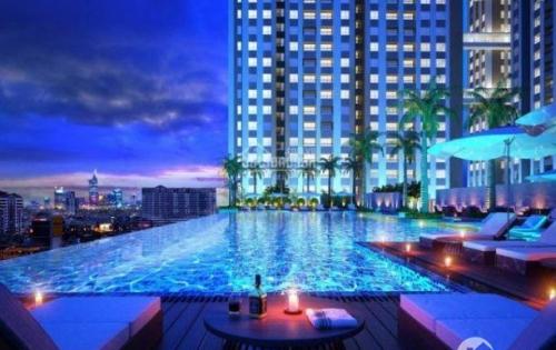 Bán căn hộ Centana Thủ Thiêm, 97m2, căn góc, tầng cao, view toàn cảnh Quận 1 & Quận 2, giá 3,400 tỷ có VAT