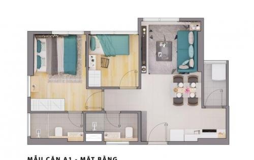 Chỉ cần thu nhập 30 triệu một tháng bạn đã có một căn hộ tại Q2