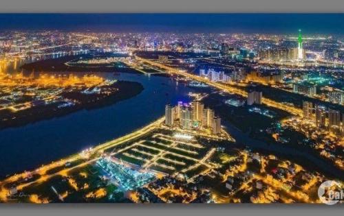 Biệt Thự Ven sông Sai Gòn liền kề Đảo Kim Cương, SaiGon Mystery Villa đẳng cấp, Lh: 0931496986
