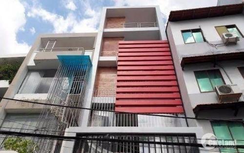 Bán nhà 2MT HXH Lê Văn Sỹ, P14, Q3, DT:4x15m, 3 lầu,HĐ thuê 30tr/tháng , giá 12.5 tỷ TL.