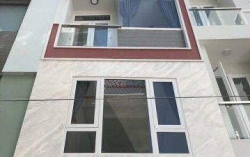 Nhà Xinh Quận 3, 4.1 Tỷ, Đúc 4 Lầu, Nguyễn Thượng Hiền.