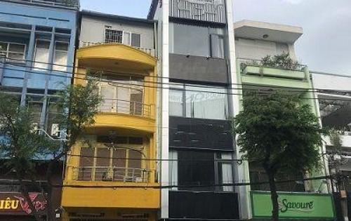 Bán nhà mặt tiền Lý Chính Thắng- Trần Quốc Thảo, quận 3, giá 21 tỷ
