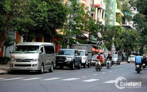 Bán nhà mặt tiền Lê Văn Sỹ quận 3 DT( 5.2m x 22m) nh 7.4m giá 36 tỷ
