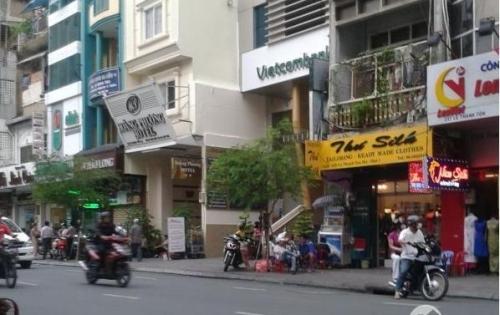 Chính chủ cần bán gấp tòa nhà MT Nguyễn Đình Chiểu, P.6, Hầm+8 lầu, ST, giá 122 Tỷ
