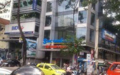Bán nhà mặt tiền đường Nguyễn Đình Chiểu P6, Quận 3. Hầm lửng 8 lầu. DT:8m3x25m Giá 170tỷ