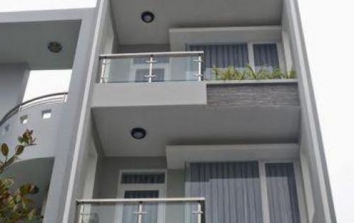 Cần bán nhà mặt tiền Trần Quốc Toản, Quận 3. DT:6m3( nở hậu 4)x16m trệt 3 lầu