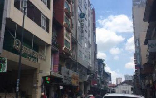 Bán tòa nhà 2 mặt tiền đường Trương Định, P6,Q3. Hầm 6 lầu đang cho thuê 300tr/tháng
