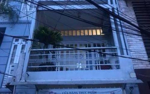 Bán nhà HXH, 4 tầng, 52m2, Đường Lê Văn Sỹ, Quận 3, Hồ Chí Minh. Giá 6.2 tỷ.