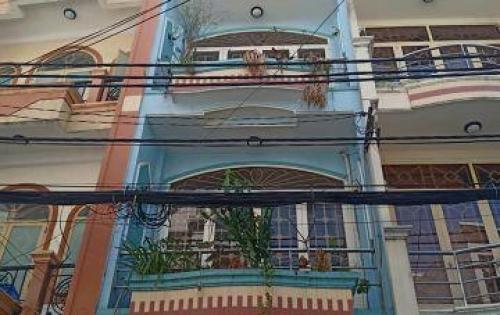 Nhà Đẹp Q3 Nở Hậu Tài Lộc, 4 Lầu Đúc, 4.2 Tỷ, Võ Văn Tần.
