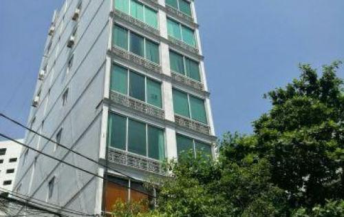 Bán gấp nhà góc 2 MT đường  Lê Văn Sỹ, P13, Q3. 5x12m, 6 lầu, giá 23.8 tỷ