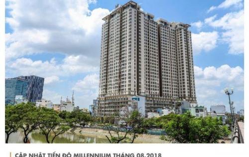 Mở bán đợt cuối căn hộ văn phòng Millennium, vi trí đắc địa liền kề quận 1 LH 0901868915