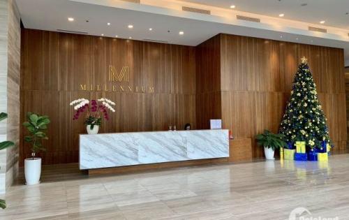 Sở hữu văn phòng hạng A MILLENNIUM để nhận ngay Chiết khấu hấp dẫn lên đến 10%. LH: 0902.352.258