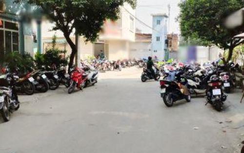 Bán nhà cấp 4 tiện xây mới mặt tiền Tân Vĩnh quận 4.