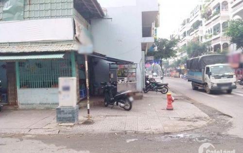 Bán gấp nhà cấp 4 góc 2 mặt tiền Tân Vĩnh và đường số 12A quận 4.