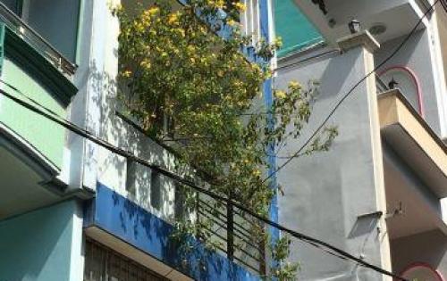 Bán nhà mặt tiền Nguyễn Chí Thanh quận 5 DT (4m x 15m) giá 18 tỷ .