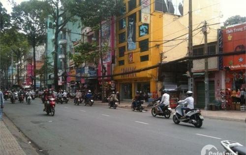 Bán nhà mặt tiền Nguyễn Văn Cừ quận 5 giá 100 tỷ .