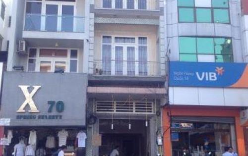 Bán gấp nhà MT Nguyễn Chí Thanh, Quận 5, DT: 4x15m, xây 4 lầu, giá 17.6 tỷ
