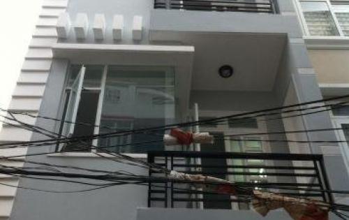Bán nhà mặt tiền đường Ngô Quyền,P7,Q5.DT:4m2x25m trệt 3 lầu khúc Nguyễn Trãi