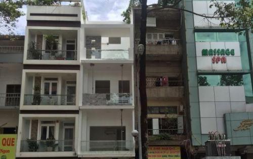 Bán nhà kế bên Bệnh viện ĐH Y dược Tp, BV Chợ Rẫy đường Triệu Quang Phục, Quận 5 DT: 4x16m