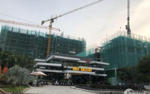 Bán căn hộ 4 mặt tiền gần Aeon Mall BT tại trung tâm quận 6, cách Võ Văn Kiệt 400m, giá 26triệu/m2