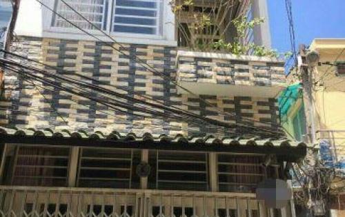 Nhà hẻm 239 Bà Hom p13 Q6 ngay Chợ Phú Lâm