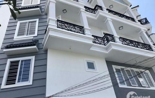 Bán nhà biệt thự mini 3 lầu góc 2 mặt tiền hẻm 1135 Huỳnh Tấn Phát quận 7.