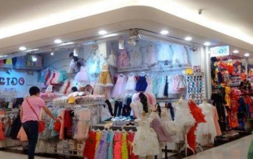 Mặt bằng Shop kiot kinh doanh tại TTTM Quận 7 – 250tr