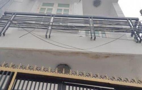 Bán nhà 3 lầu hẻm 1027 Huỳnh Tấn Phát P. Phú Thuận Quận 7. giá 4.25 tỷ