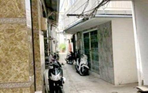 Bán gấp nhà hẻm 391 Huỳnh Tấn Phát, Phường Tân Thuận Đông, Quận 7