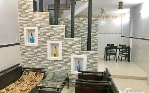 Bán nhà đẹp 1 lầu hẻm 861 Trần Xuân Soạn Phường Tân Hưng Quận 7- Giá: 3.1 tỷ