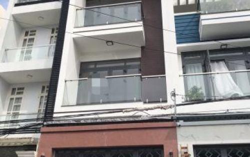 Bán nhà phố đẹp 3 lầu mặt tiền đường số Phường Tân Quy Quận 7