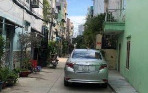 Cần bán nhà hẻm xe hơi 803 Huỳnh Tấn Phát, phường Phú Thuận, quận 7. Giá: 5 tỷ