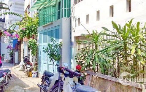 Cần bán nhà hẻm 44 Bùi Văn Ba, phường Tân Thuận Đông, quận 7