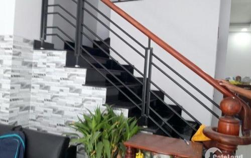 Bán nhà 3 lầu mới đẹp hẻm 1135 Huỳnh Tấn Phát quận 7.