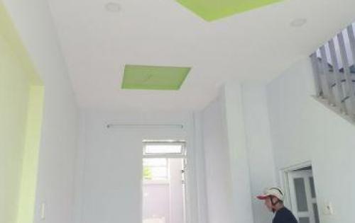Bán nhà 1 lầu mới đẹp hẻm 1234 Huỳnh Tấn Phát quận 7.