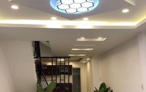 Bán nhà 3 lầu mới đẹp hẻm xe hơi 502 Huỳnh Tấn Phát quận 7.