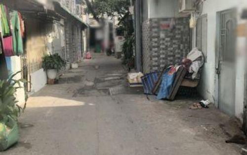 Bán nhà cấp 4 hẻm 156 Nguyễn Thị Thập quận 7.