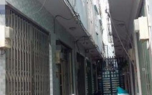 Nhà hẻm 861 Trần Xuân Soạn Phường Tân Hưng Q7. Giá 1.5 tỷ (TL)