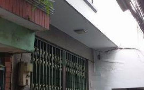 Nhà 36m2 hẻm 54 Lê Văn Lương, P. Tân Hưng, Quận 7. Giá 2.95 tỷ (TL)
