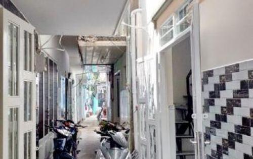 Bán nhà 1 lầu hẻm 1283 Huỳnh Tấn Phát, phường Phú Thuận, quận 7. Giá: 850 triệu