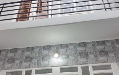 Bán nhà 1 lầu mới đẹp hẻm 487 Huỳnh Tấn Phát quận 7.