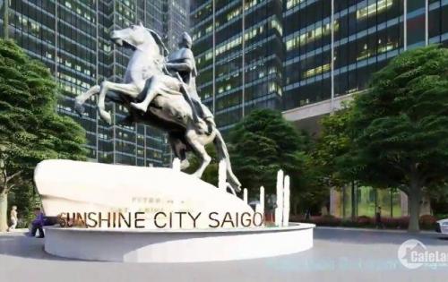 SunShine City mở bán căn hộ cao cấp, Liền kề Phú Mỹ Hưng, Smart home 4.0