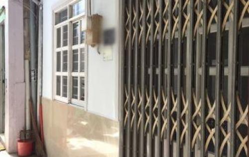 Bán nhà 1 lầu 1 gác lững hẻm 487 Huỳnh Tấn Phát quận 7.