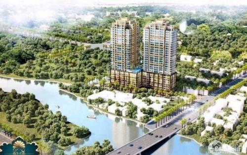 Căn hộ - Offictel duy nhất mặt tiền Nguyễn Thị Thập, 1,5 tỷ/căn, sinh lời cao, trần cao 4,5m