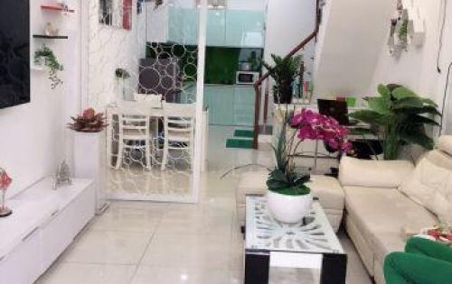 Bán nhà 1 lầu mới đẹp hẻm 391 Huỳnh Tấn Phát quận 7.