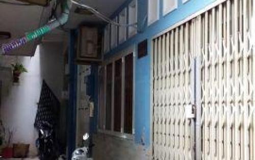 Nhà hẻm 861 Trần Xuân Soạn P.Tân Hưng Q7. Giá 3.2 tỷ (TL)