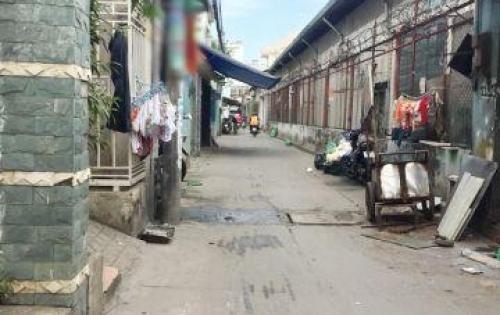 Bán nhà cấp 4 tiện xây mới hẻm xe hơi 128 Huỳnh Tấn Phát quận 7.