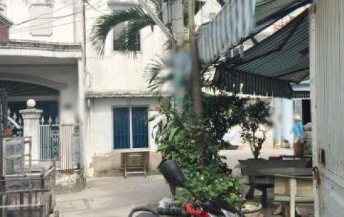 Bán nhà cấp 4 tiện xây mới góc 2 mặt tiền hẻm xe hơi 435 Huỳnh Tấn Phát quận 7.